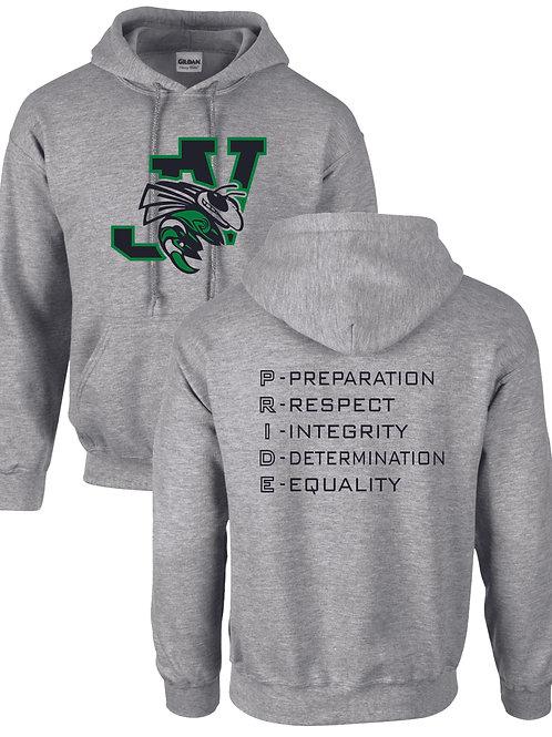 JV PRIDE Hooded Sweatshirt