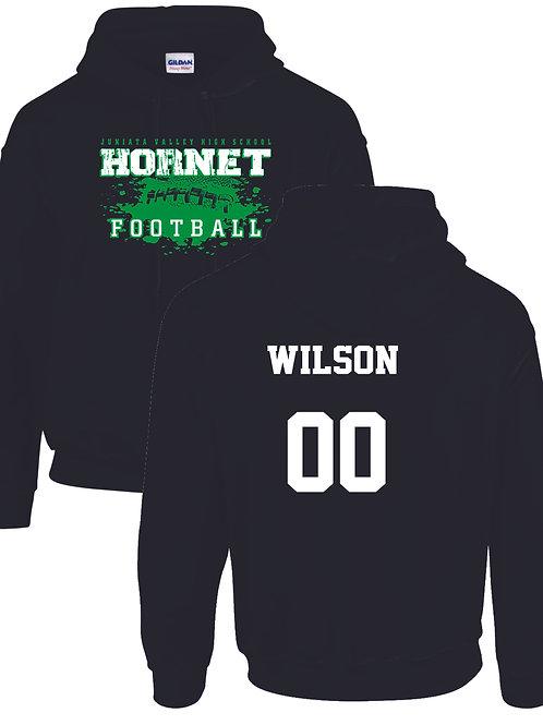 Hooded Sweatshirt Personalized