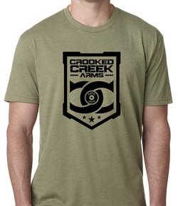 Crooked Creek Arms tee