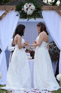 Backyard Wedding in East Cobb