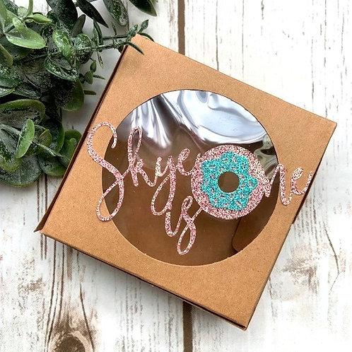 Donut Kraft Treat Boxes