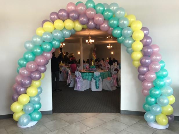 Unicorn Princess Party
