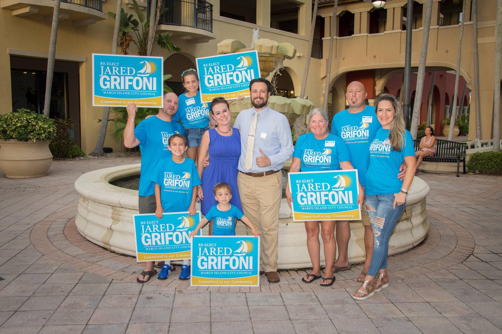 Team Grifoni Volunteers