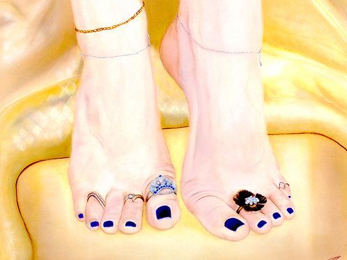 How Beautiful the Feet