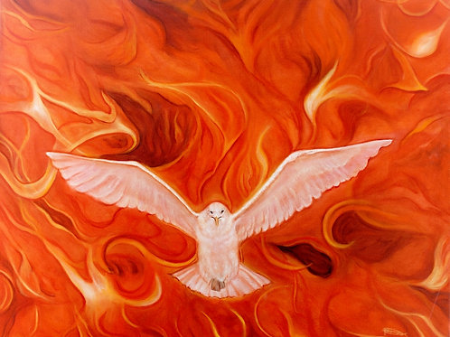 Fire of Your Presence