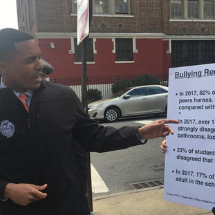 WCBS Radio: City Council Introduces Bill to Fight Bullying in Schools
