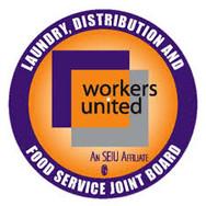 Laundry, Distribution, & Food Service Workers United, SEIU