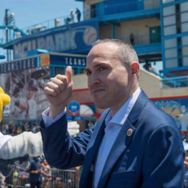 NYC Council Member Mark Treyger