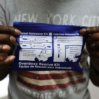 Daily News: Homeless shelter will learn to use Narcan for opioid overdoses