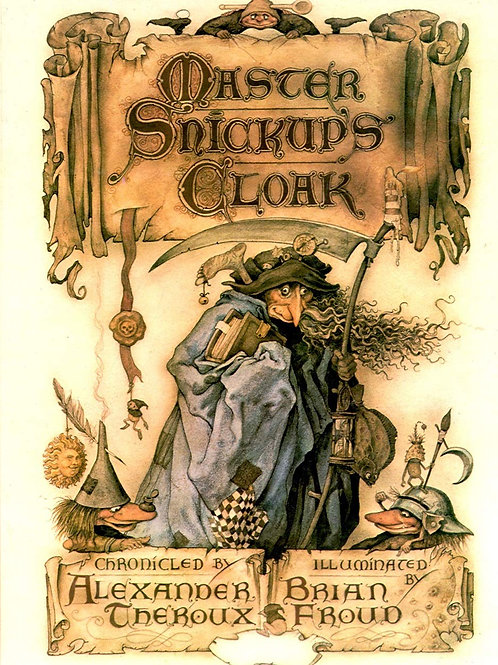 Master Snickup's Cloak