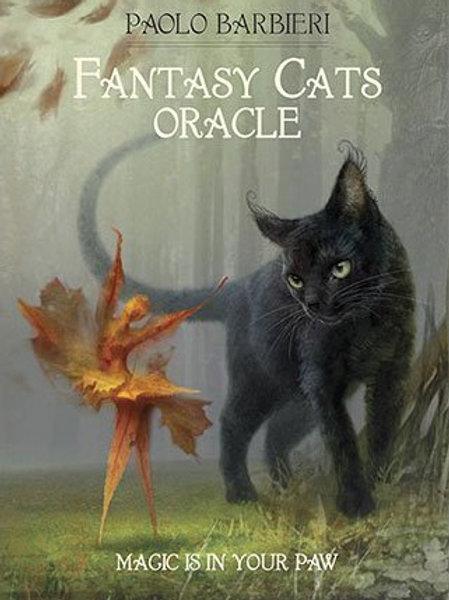 Fantasy Cats Oracle - Oracolo dei Gatti