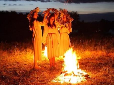 La notte di Valpurga Walpurgisnacht