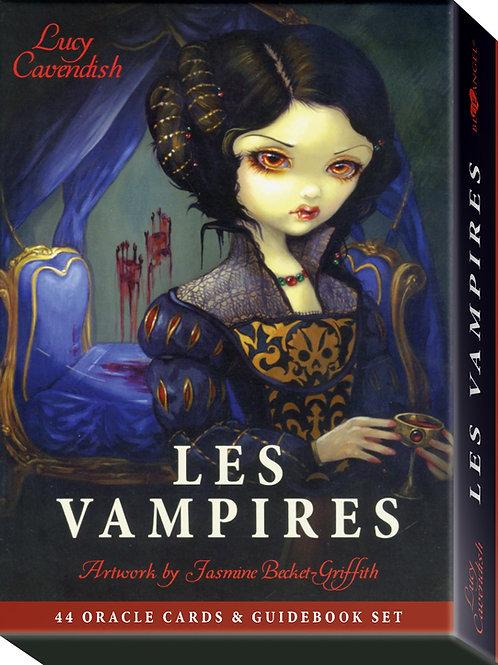 Les Vampires - Oracoli — Carte