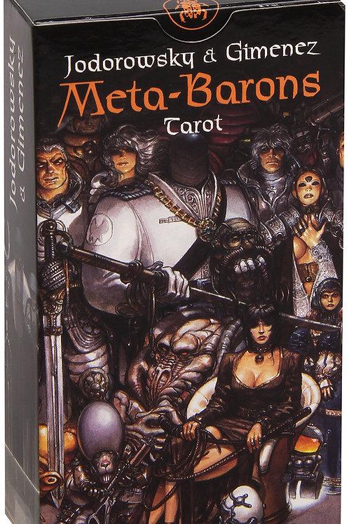 Tarocchi Meta-Barons - Meta Barons Tarot — Carte