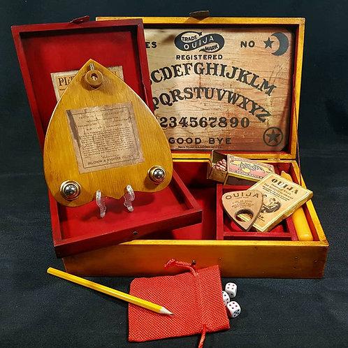 EUSAPIA PALADINO SPIRIT BOX (Scatola dello spiritista)