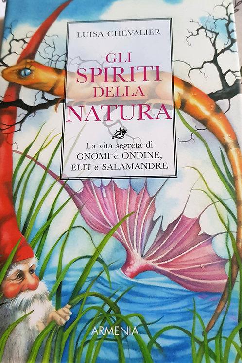 Gli Spiriti della Natura — Libro