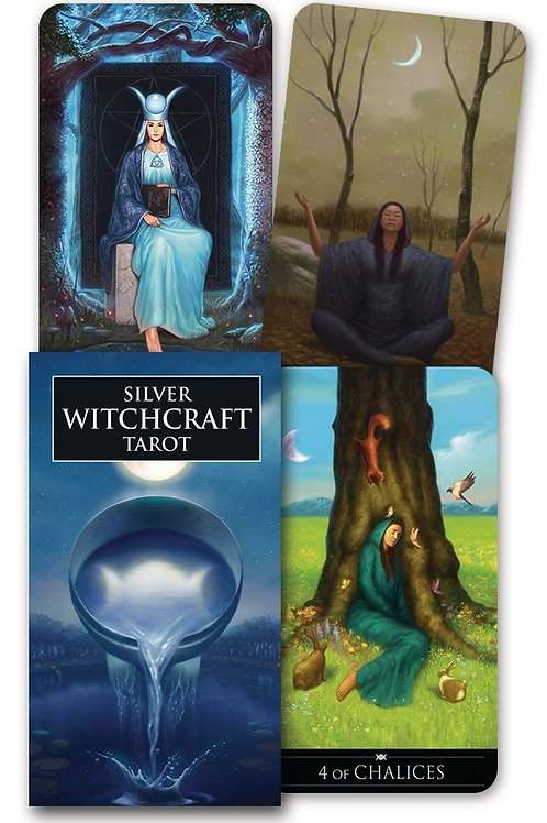 Silver Witchcraft Tarot - carte