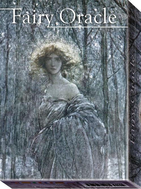 Fairy oracle - Arthur Rackam