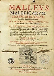 Malleus Maleficarum: di cosa parla?