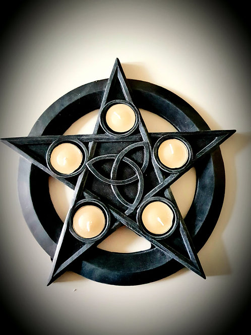 Porta Candele Rituale