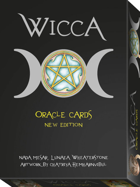 Wicca Oracle Cards - Wicca Sibilla Pagana