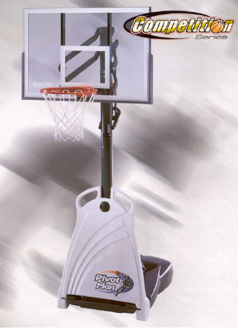 Lifetime PivotMan Basketball System