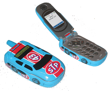 Richard Petty Cellphone