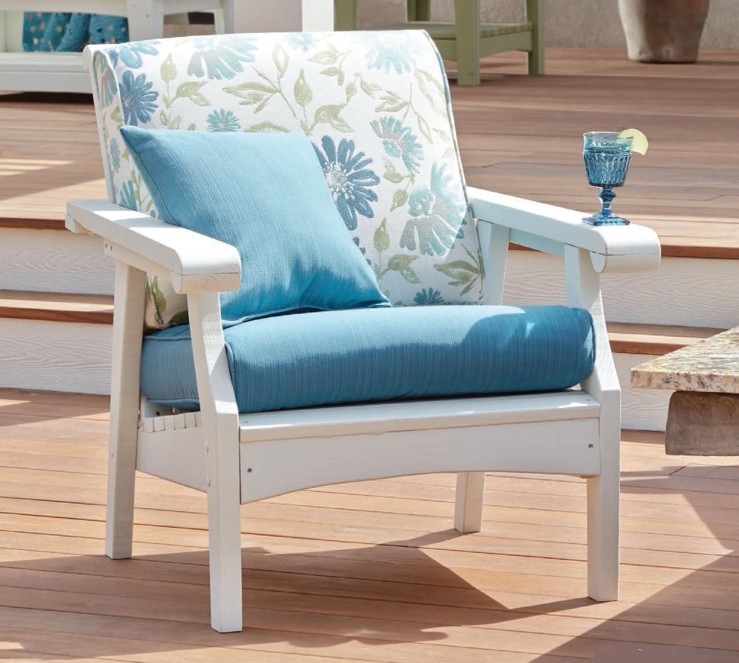 Uwharrie Gallatin Adirondack Chair