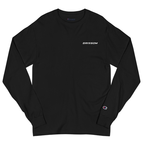 Grissom Men's Champion Long Sleeve Shirt