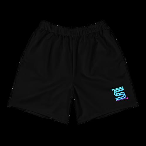 Syzygy Men's Athletic Long Shorts