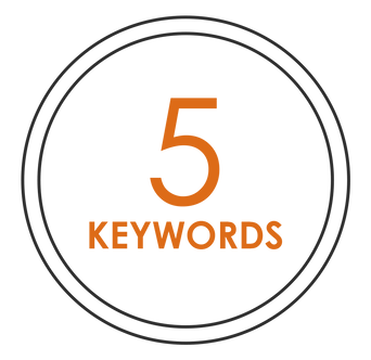 SEO - 5 KEYWORDS (monthly payment)