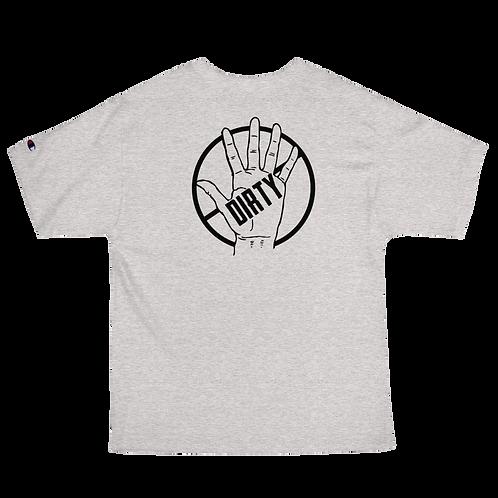 Dirty Men's Champion T-Shirt
