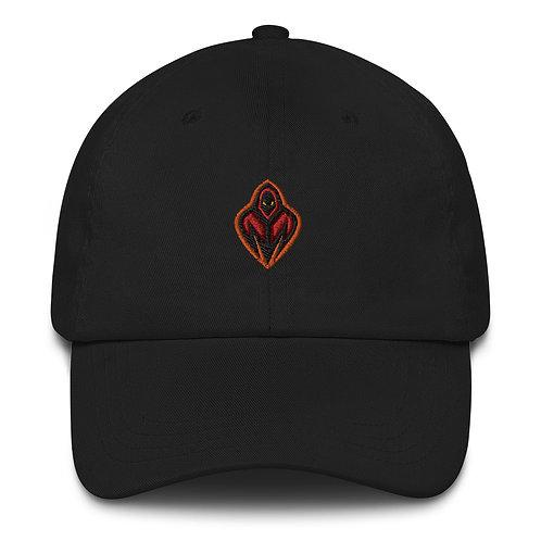 Instinct Embroidered Dad hat