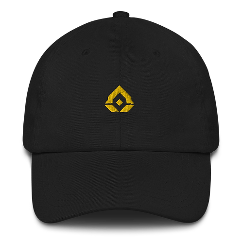 Assence Gold Embroidered Dad hat