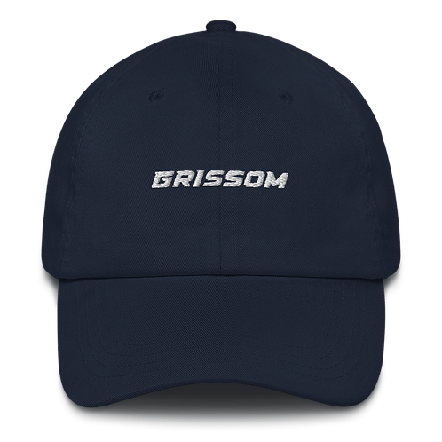 Grissom Dad hat