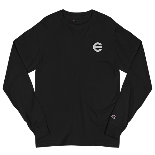 eSports Cast Embroidered Men's Champion Long Sleeve Shirt