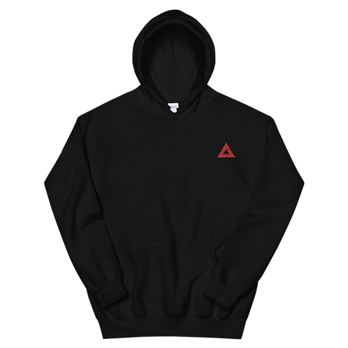 Ace Team Colors Embroidered Unisex Hoodie