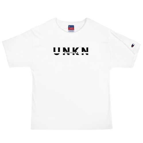 UNKN Men's Champion T-Shirt