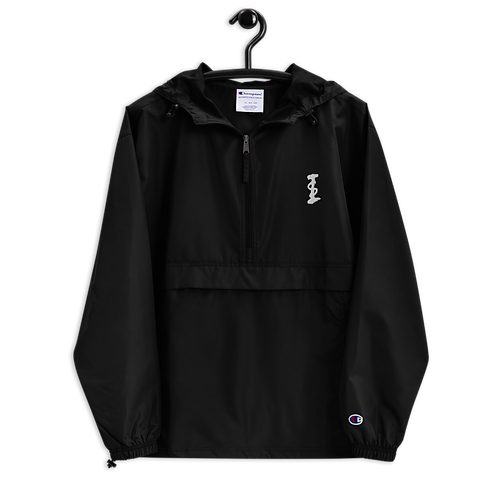 Immortal Embroidered Champion Packable Jacket