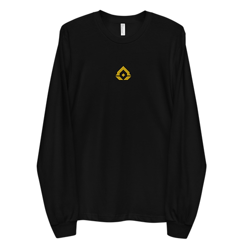 Assence Gold Embroidered Long sleeve t-shirt
