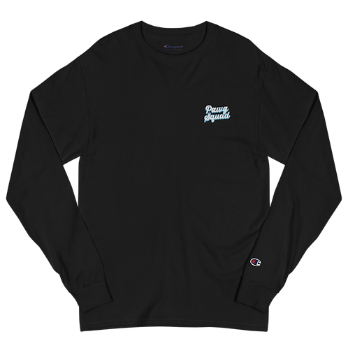 Pawg Squad Men's Champion Long Sleeve Shirt