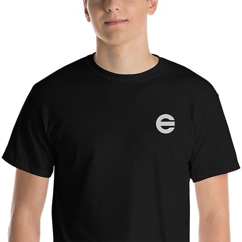 eSports Cast Embroidered Short Sleeve T-Shirt
