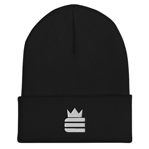 Esoteric Embroidered Cuffed Beanie copy