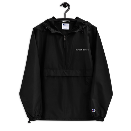 Benson Boone Embroidered Embroidered Champion Packable Jacket