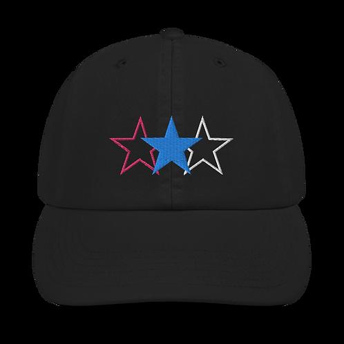 Stars Champion Dad Cap