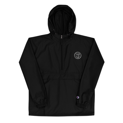 Jarred Holland Embroidered Champion Packable Jacket
