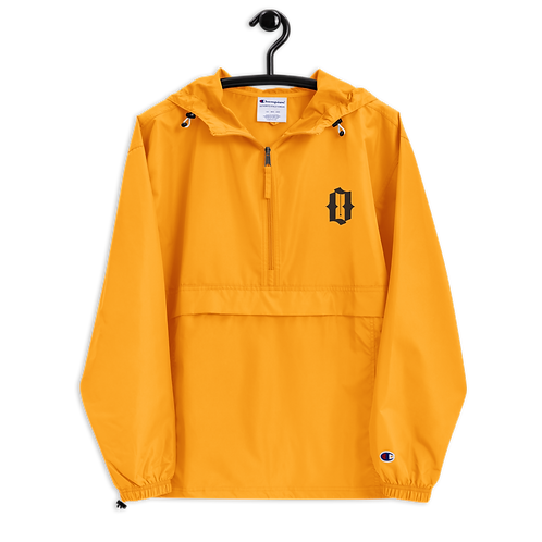 Omen Embroidered Champion Packable Jacket