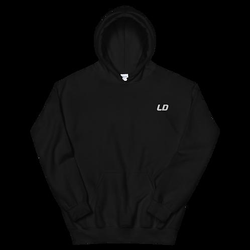 LD Embroidered Unisex Hoodie