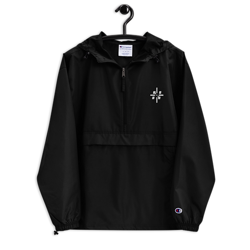 Sentry Embroidered Champion Packable Jacket