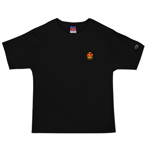 Dood Cave Melted Men's Champion T-Shirt
